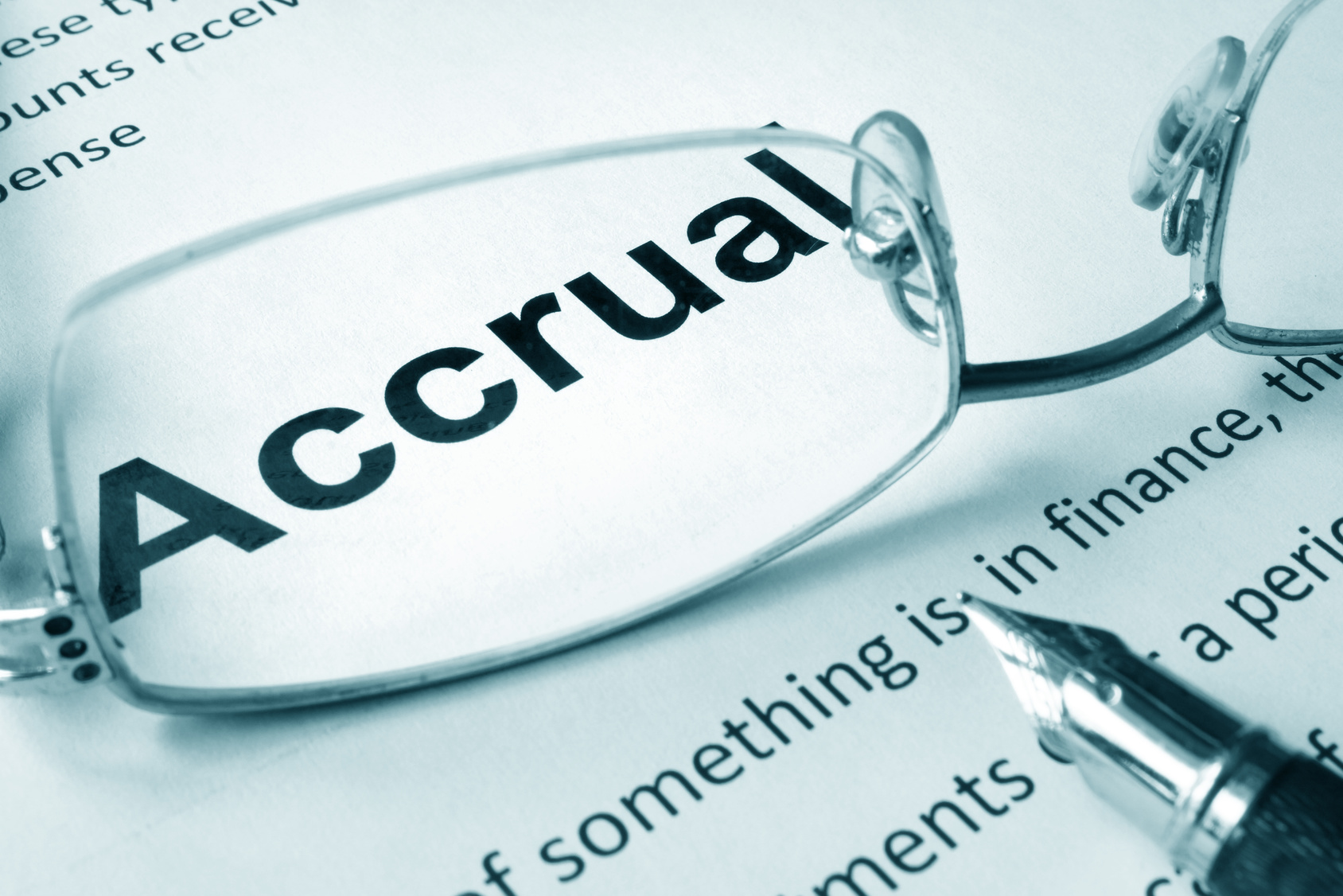 accrual accounting Accrual accounting a system of accounting that recognizes revenue and matches it with the expenses that generated that revenue unlike other systems of accounting.