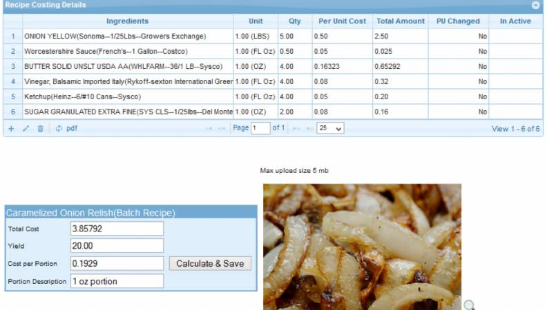 Why batch recipe costing cards are critical to making money the why batch recipe costing cards are critical to making money forumfinder Image collections