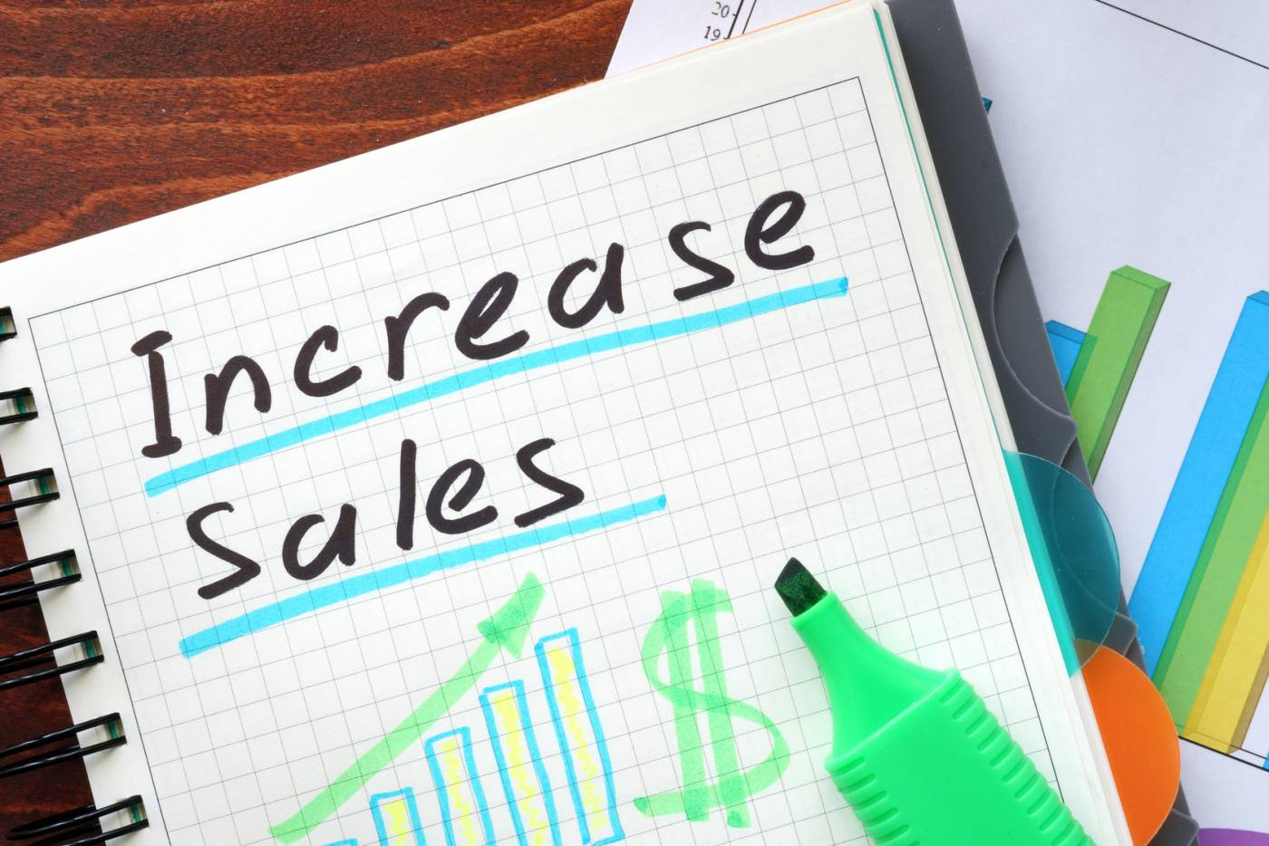 simple ways to increase your restaurant What are the '4 methods to increase revenue' there are only four ways to increase your revenue: the more revenue your restaurant will bring in.