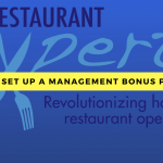 restaurant management bonus program