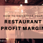 restaurant profit margin
