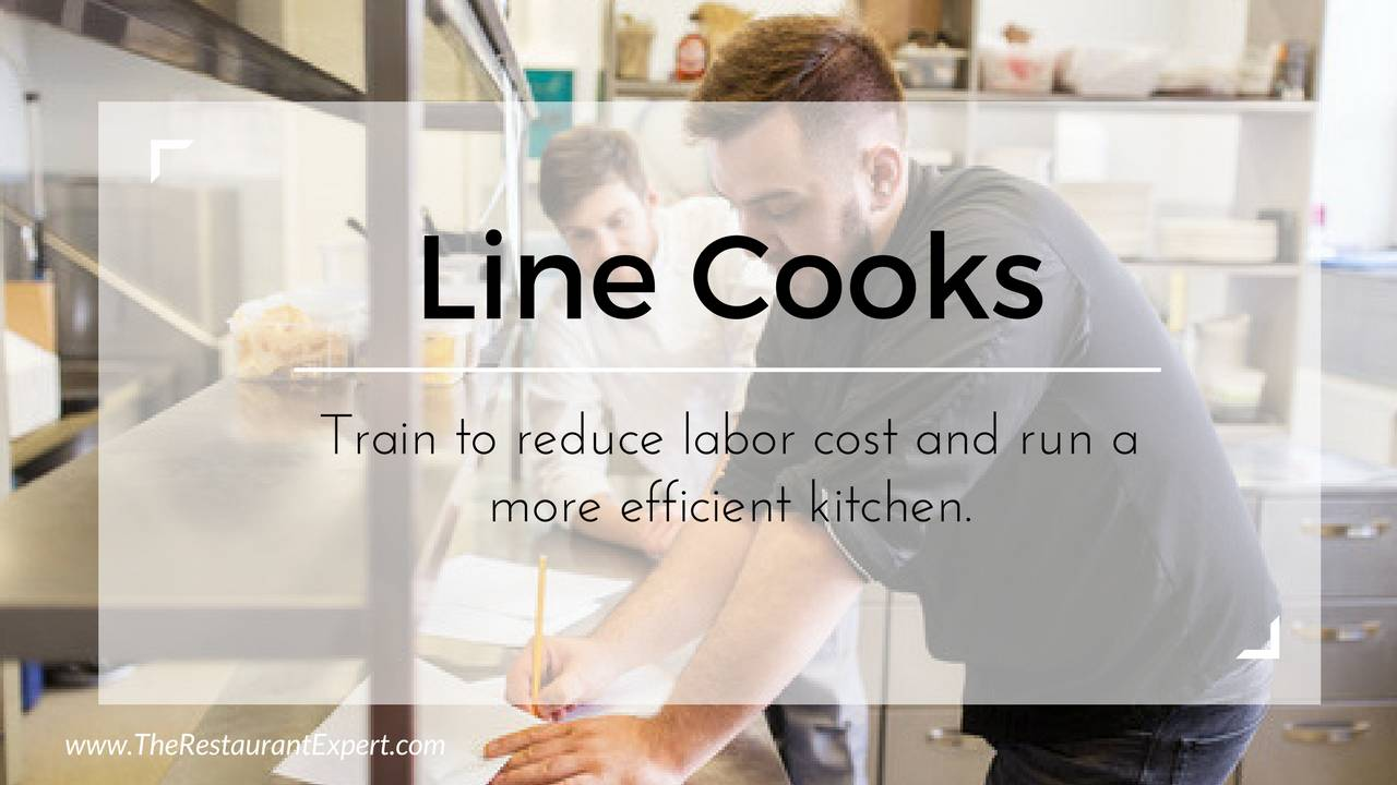How to Develop Good Line Cooks   The Restaurant Expert