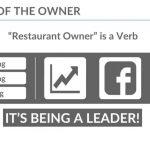 restaurant owner's job
