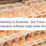 how inventory software helps lower food cost