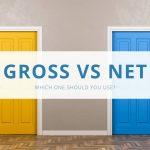 gross or net revenue