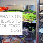 inventory lowers food cost