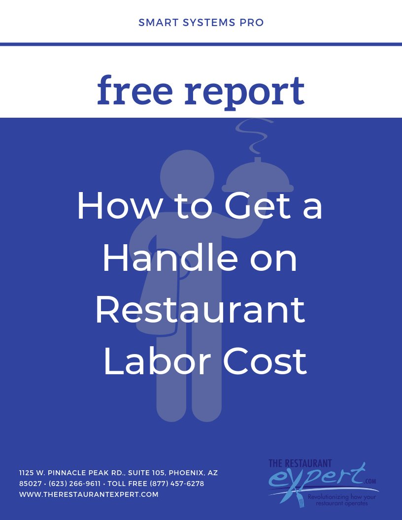 lower restaurant labor cost