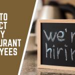 all restaurant positions
