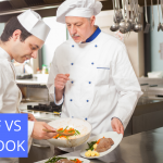 chef vs cook